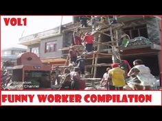 Funny construction workers win and fail compilation 2015 | Funny fail video vol1 - http://positivelifemagazine.com/funny-construction-workers-win-and-fail-compilation-2015-funny-fail-video-vol1/