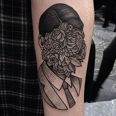 Susanne König | 27 Insanely Talented Tattoo Artists You Should Be Following On Instagram