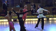 WDSF World Championship Junior II Ten Dance*MARIA SI COSMIN* Semifinal R... Junior, World Championship, Wrestling, Dance, Sports, Lucha Libre, Dancing, Hs Sports, World Cup
