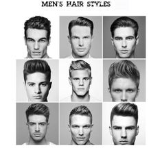 #Férfiak és #frizurák... Idén melyik a te kedvenced? / #Men and #Hairstyle... Which is you favourite in this season?