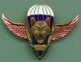 Belarus Parachute Jump Wings