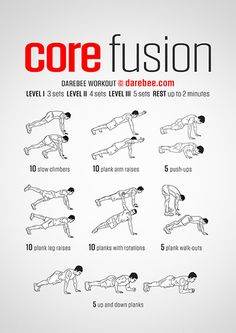 Core Fusion Workout