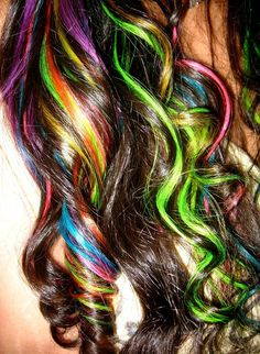 I like this because you keep your hair color, as well as the other colors!!