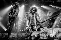 Steel Panther performed live in Auckland recently and New Zealand concert photographer Doug Peters was there to capture the madness!