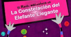 Literatura+Infantil+-+Cuentos+Divertidos+de+Hadas+y+Animalitos+por+Monike+Flowers:+El+ratón+Malvavisco+en:+La+Constelación+del+Elefante+Elegante,+Sinopsis+cuento+infantil