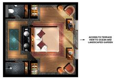Bedroom hotel plan 23 New Ideas Design Hotel, Resort Plan, Hotel Floor Plan, Master Room, Master Bedroom Plans, Hotel Suites, Suite Room Hotel, Hotel Interiors, Room Planning