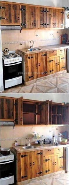 Las 10 Mejores Imágenes De Muebles De Cocina Rusticos