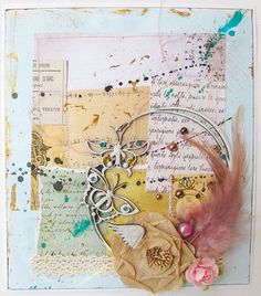 Maria Schmidt Scrapartdesign for Scrap FX, Card