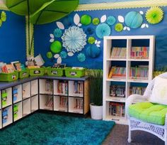 Tips For Creating A Dream Classroom Library