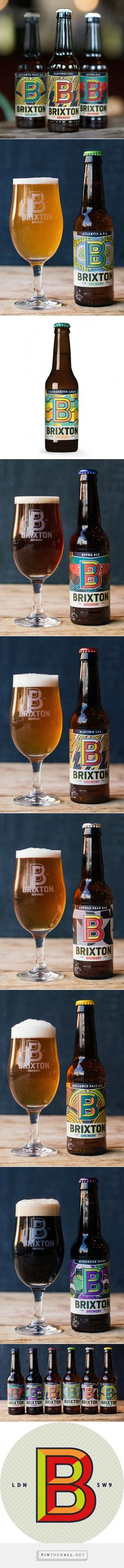 Brixton Brewery | Oh Beautiful Beer - created via https://pinthemall.net