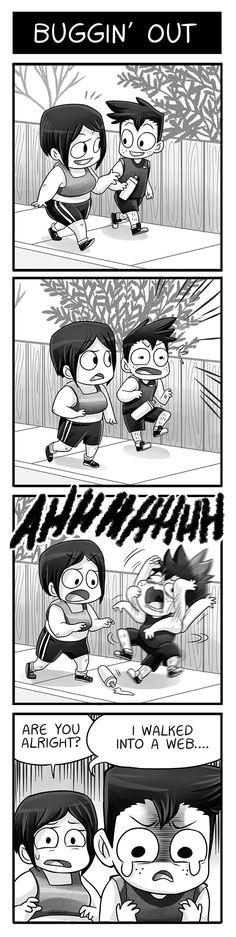 Mondo Mango :: Buggin' Out | Tapastic Comics - image 1