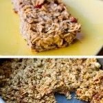 No-Bake Peanut Butter Bars. Healther than the store snack bars that are LOADED with sugar