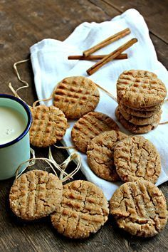 cookie mug recipe Biscuit Cookies, Cupcake Cookies, Cupcakes, Dessert Chef, Cookie Recipes, Dessert Recipes, Biscuits, Cooking Cake, Cake Shop
