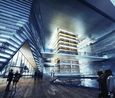 Gallery of TheeAe Releases Proposal for Varna Regional Library in Bulgaria - 7