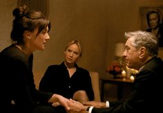 - Joy - 2015 (Jennifer Lawrence, center) confronts her father (Robert De Niro) and sister (Elisabeth Rohm) about their machinations. (Courtesy Twentieth Century Fox) Search