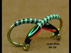 Tying a Simple & Effective Spanflex Mak-boy Buzzer by mak - YouTube