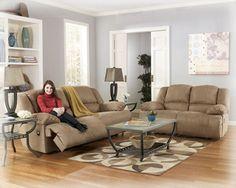 Hogan Mocha By Ashley Furniture HomeStore Http://www. Ashleyfurniturehomestore.com/