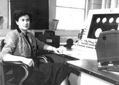 Beatrice Helen Worsley. First woman to earn a doctorate in Computer Science in 1051.