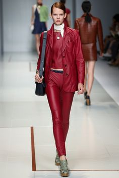Trussardi Spring 2015 Ready-to-Wear Collection Photos - Vogue
