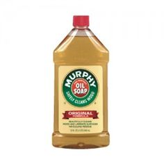 Is Murphy Oil Soap Safe Enough for my Family? Love this for my cabinets and wood furniture.