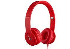 Beats By Dr.Dre Solo HD Headphones Matte Red