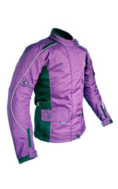 e1f02c316ee28 LadyBiker Rowan - Berry - only small UK Size 20 left. Motorcycle JacketBikerRowanSummer  ...