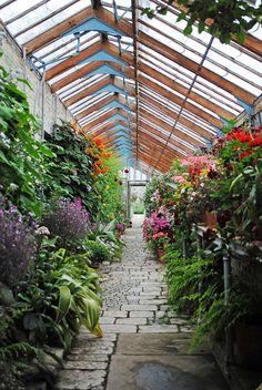 Parham House Greenhouse - Parham, England