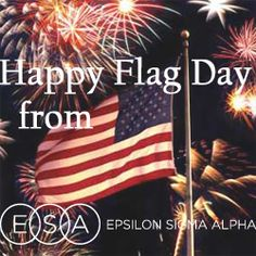 Happy Flag Day from ESA!