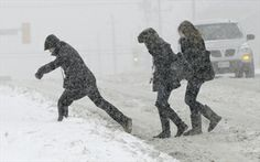 Wind chill and blizzard warnings posted for Waterloo Region, with snow squalls possible