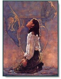 """""""The Clay"""" by Ron Dicianni  For we have this treasure in earthen vessels, that the excellence of the power may be of God and not of us. Grateful."""