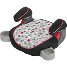 Baby Car Seat Child Backless Booster Safety Travel Kids Infant Children Graco 1d