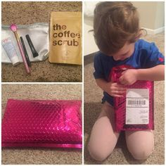 Ipsy Glam Bag Arrival Day A Little Bit of This Beauty Fun