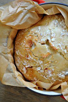 No Knead Muesli Dutch Oven Bread Recipe   sinamontales
