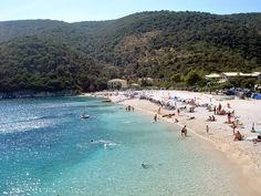 Alket Bibe - Google+ - Poros beach Lefkada island Greece