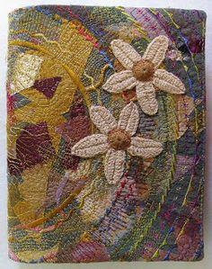 Linda Stokes Textile Artist: Covered Journal