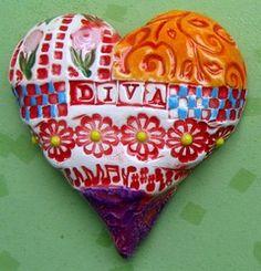 heart ii, heart work, heart art, heart light, divas