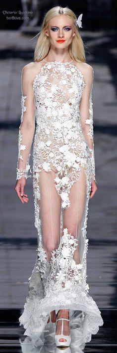 Yolan Cris: Barcelona Bridal Week Spring 2015