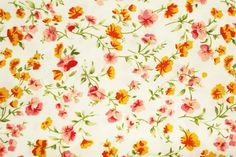 Japanese Fabric, Japanese Floral Fabric, Floral Fabric, Cotton, Off White, Pretty, Dressmaking, Quilting, Patchwork, Sewing, Wide,Half Metre by TwoChubbyRabbits on Etsy
