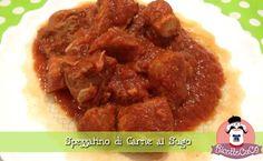spezzatino carne sugo passata pomodoro pronta monsieur cuisine moncu moulinex cuisine companion ricette cuco bimby