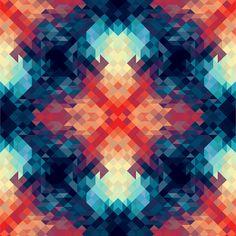 Pattern Collage   sallieha  #illustration #inspiration #design #abstract #pattern