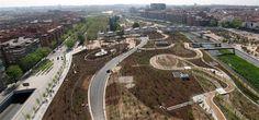 West 8 Urban Design & Landscape Architecture / projects / Madrid RIO