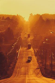 Рассвет на Варшавском by senny on 500px