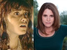 """Where Are They Now? The Goonies - Kerri Green as Andrea """"Andy"""" Carmichael - Then and Now from 8Ball.co.uk / www.8ball.co.uk/blog/8ball_film/goonies-now/"""