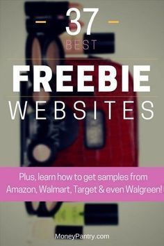 37 Legit Ways to Get Free Stuff Online Today (Best Freebie Sites of MoneyPantry - How To Make A Website - Ideas of How To Make A Website - These are the best legit websites where you can get free stuff (samples and full-sized) by mail and online Stuff For Free, Free Stuff By Mail, Free Baby Stuff, Free Books By Mail, Free Mail, Application Utile, Freebies By Mail, Free Samples By Mail, How To Make Money
