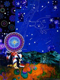 The Hyades, Larry Carlson