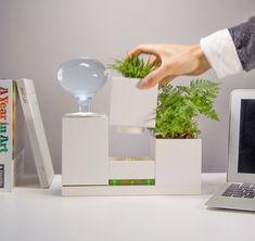 Marvelous Z chten Von Pflanzen Led lampe Zimmerpflanzen Produktdesign Kreative Erfindungen Legosteine Usb G rten Humidifier