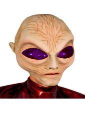 Latex Alien Mask - Party City