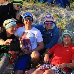 100% cotton handmade surf beanies #Zizterz #KnitZizterz #Surf #Friends #Beanie #Surfing #SurfHat #Boys #Surfguys
