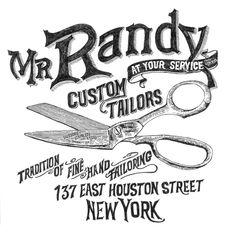 CUSTOM TAILORS by tweed style on Behance