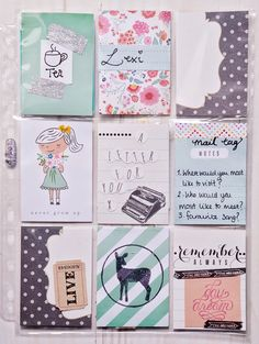 Mrs Brimbles: Pocket Letters & Pen Palling!